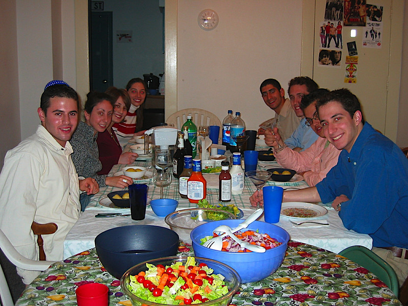 11 - The passover seder.JPG