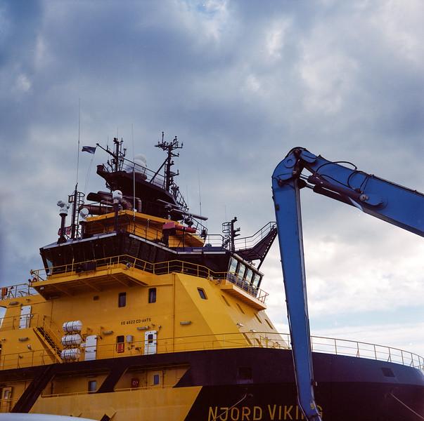 The Njord Viking