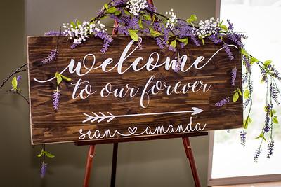 Amanda & Sean Wedding