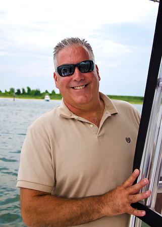 Sandra & Dave Boat Ride