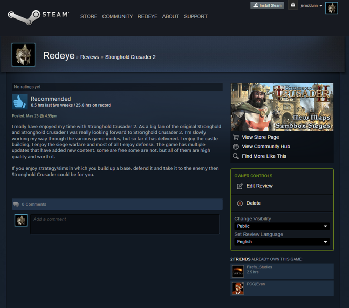 Stronghold Crusader 2 Review.PNG