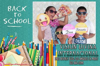 Vision Divina Internacional