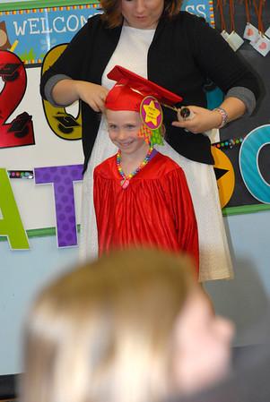 Averee's Pre-K Graduation