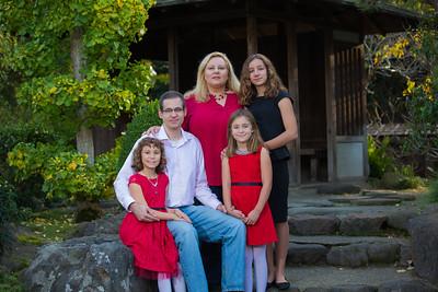 Gonzalez Family Portraits 2014