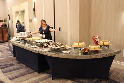 2017 Conv Welcome Dessert & BBQ
