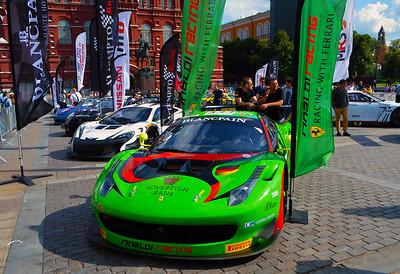 Blancpain GT - Москва - 2-4.07.2015