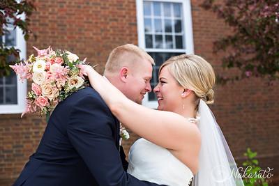 Sarah & Mike {wedding day}