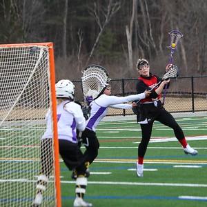 Pittsfield vs. Hoosac Valley Girls Lacrosse - 041219
