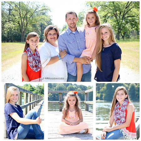 The Bruce Family 2016