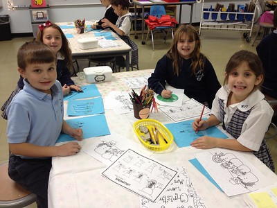 2015-04-20 Art Program #2 - Winter 2014