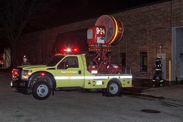 Still Alarm Joint Response 9740 Farragut