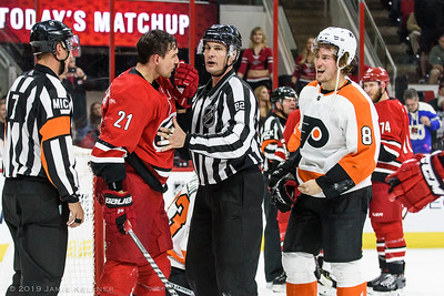 Canes vs Flyers 03.30.19