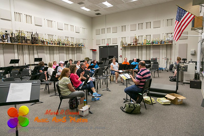 NCHS Bands Board meeting - 05/18/2015