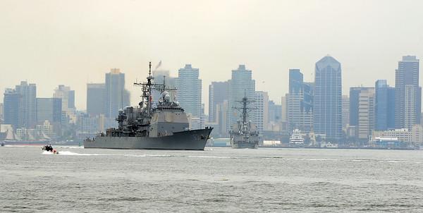 USS Cowpens CG-63