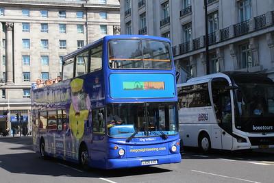 Stagecoach London Megasightseeing