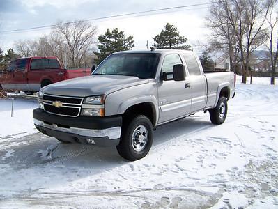 Jack's new truck
