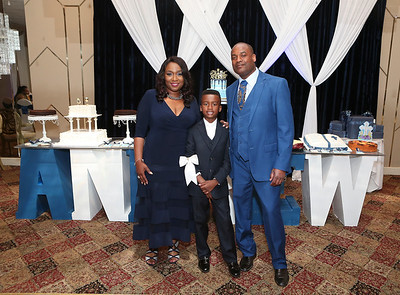 Andrew Karl (First Holy Communion)  5/5/18