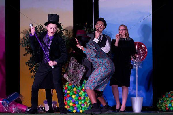LMS-HC Charlie and the Chocolate Factory