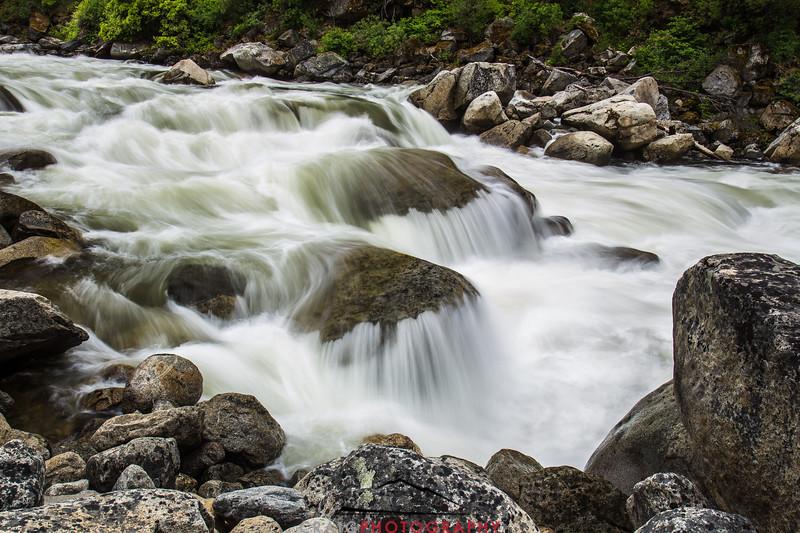 Merced River at Yosemite 8