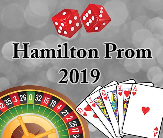 Hamilton Prom 2019