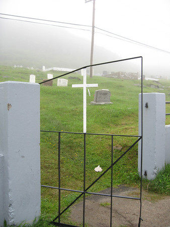 St. James' Anglican Cemetery, Port aux Basques