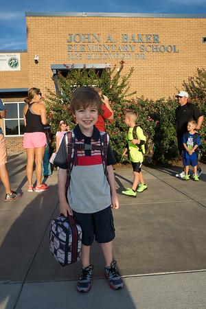Hampton's School Days