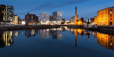 Liverpool and Merseyside