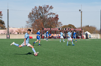 St Johns Soccer Game