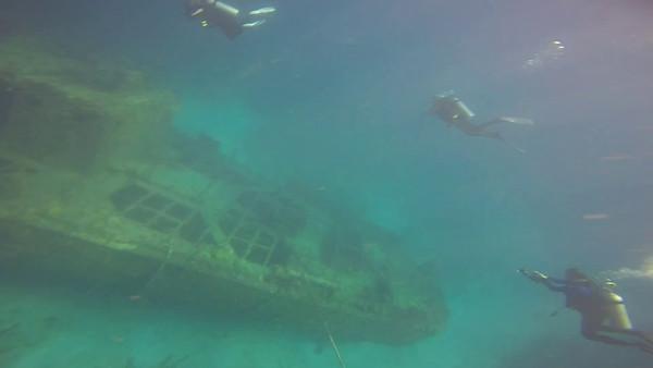 Katryn Wreck Dive Video/Ocho Rios/Jamaica