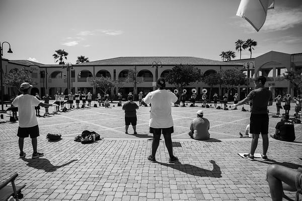 Heat Wave brass camp 2017