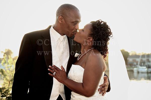 Angela + Thomas: Hampton Wedding Photography