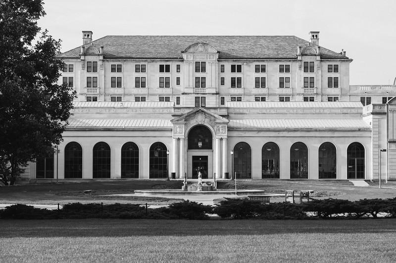 Iowa State University Memorial Union