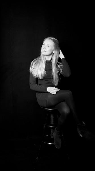 Luna Maria Lempel. Foto: Martin Bager.