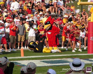 Iowa State Cyclones Football - 2005