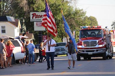 North Mahaska homecoming parade 9-16-21