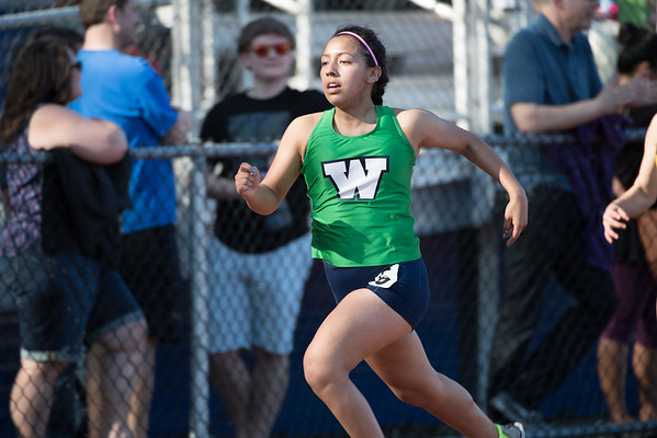 Woodinville March 24 - Womens Track