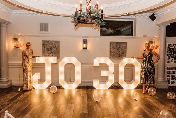 Jo's 30th