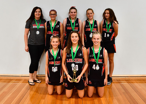 """U14"" Girls RUNNER-UP Waikerie"