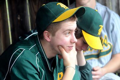 2012 BBA Varsity Baseball vs Fair Haven photos by Gary Baker