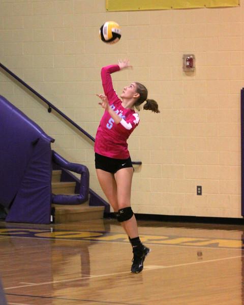Volleyball  - CvHS v Corinth  10-16-16