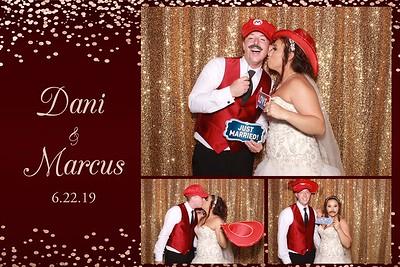 Marcus & Dani's Wedding