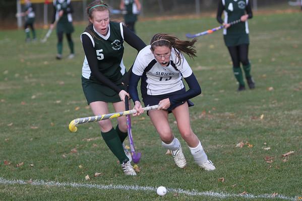 WUHS Varsity Girls Field Hockey 2010