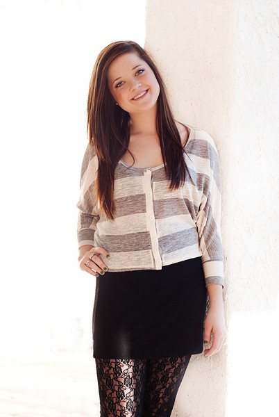 Emily Senior Pics