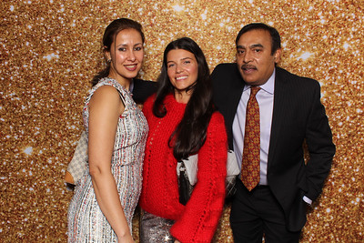 Petra & Aftab's Holiday Party