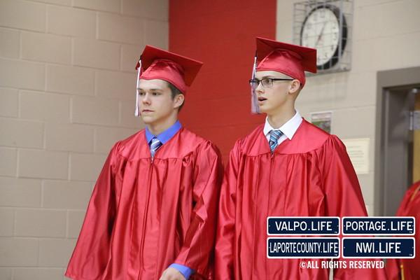 Hebron High School Graduation