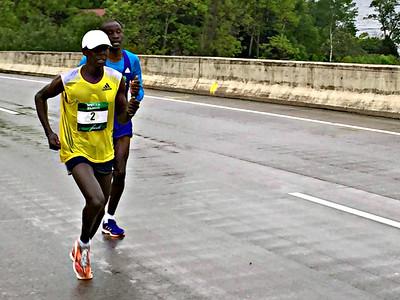 2015 06 20: Grandma's Marathon, Lemon Drop Hill, Duluth MN US