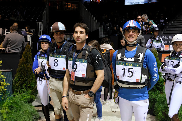 EVENTING / CONCOURS COMPLET INDOOR