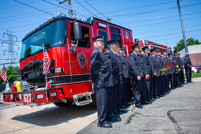 Levittown F.D. Engine Company Seven Wetdown 7-7-19