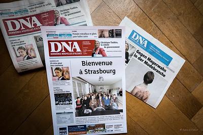 Visite des DNA 08 janvier 2016