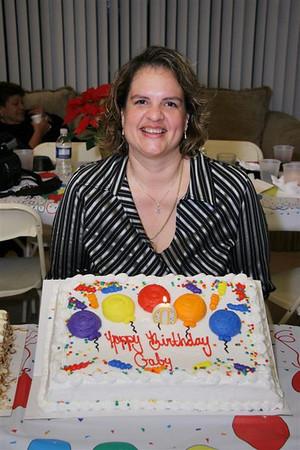Gaby's 40th Birthday Party